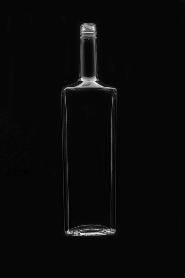 1.6 Glass bottle «Granite V»