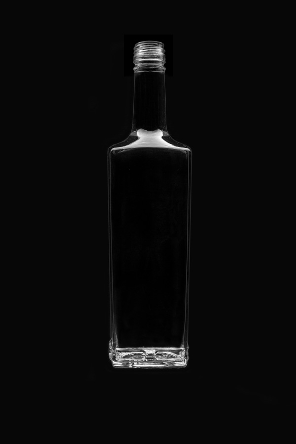1.4 Glass bottle «Granite V»