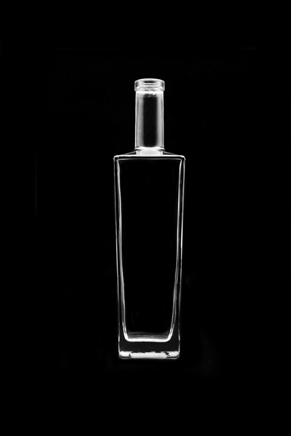 1.0 Glass bottle «Caliph»