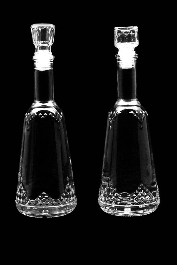 "Glass Carafe ""Kolokol"""