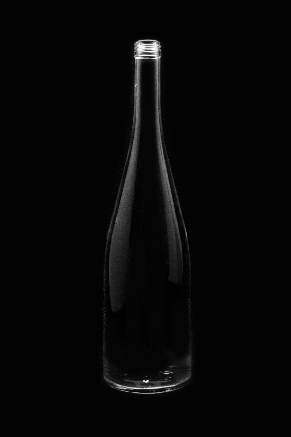 6.Glass bottle «Roxa V»
