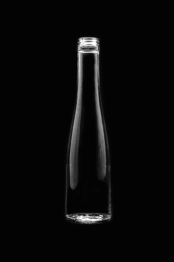 3.Glass bottle «Roxa V»