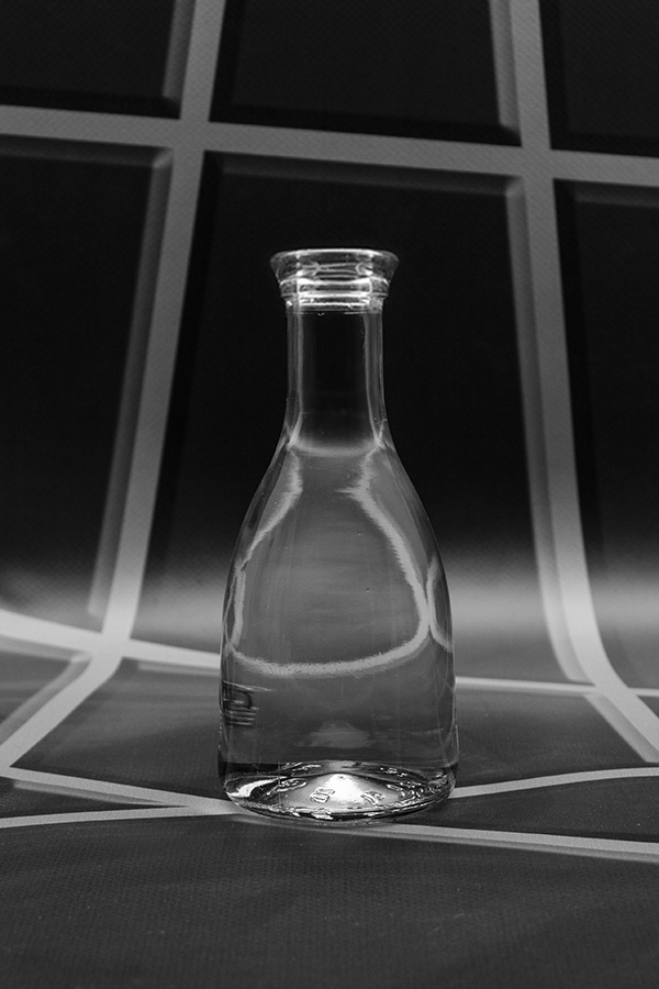 1.0 Glass bottle «Bell P»
